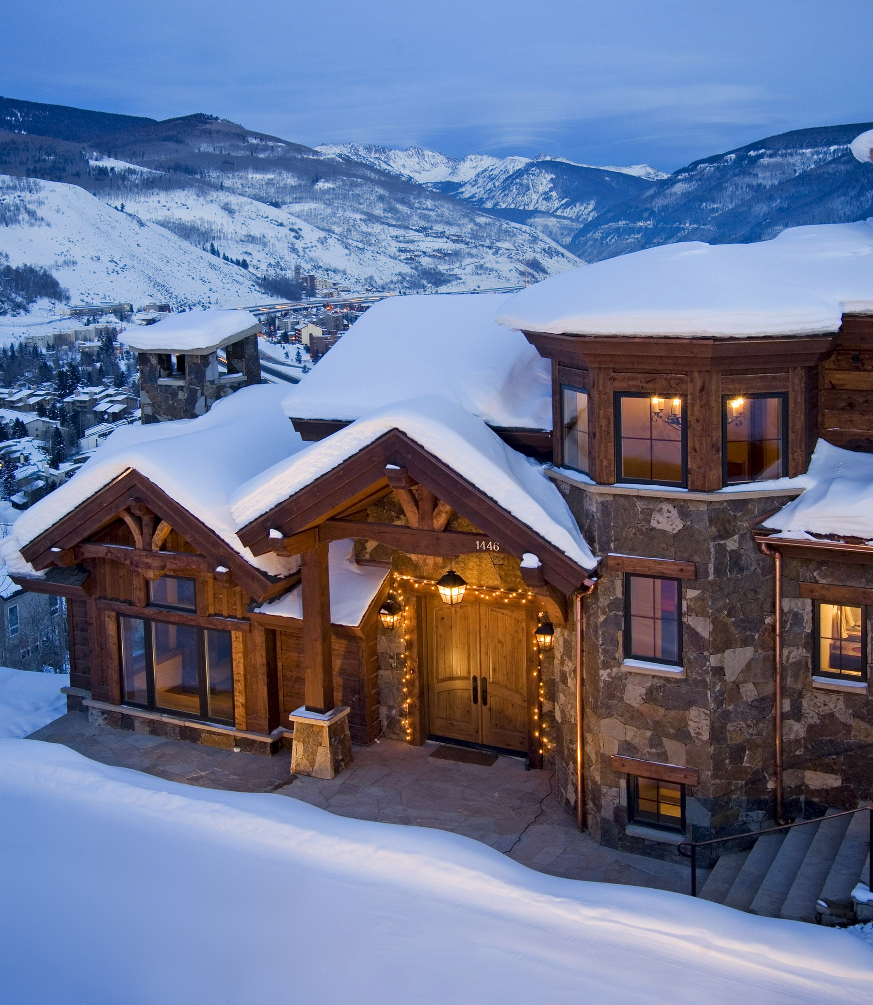 The best ways to defeat winter dry air in your home for Ski cottage